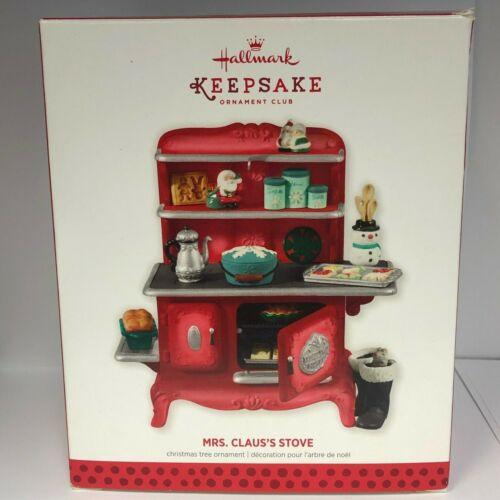 Hallmark Keepsake Ornament Mrs. Claus