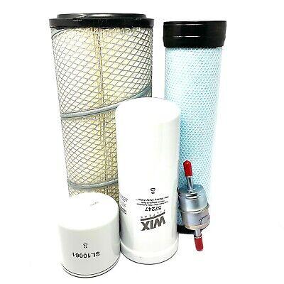 Cfkit Filter Kit Forcase 420 Series 3 Skid Steer W432tm3engine