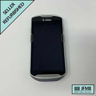 Zebra Motorola Tc56cj Tc56 Barcode Scanner Unlocked Gsm Android 4g Lte Att