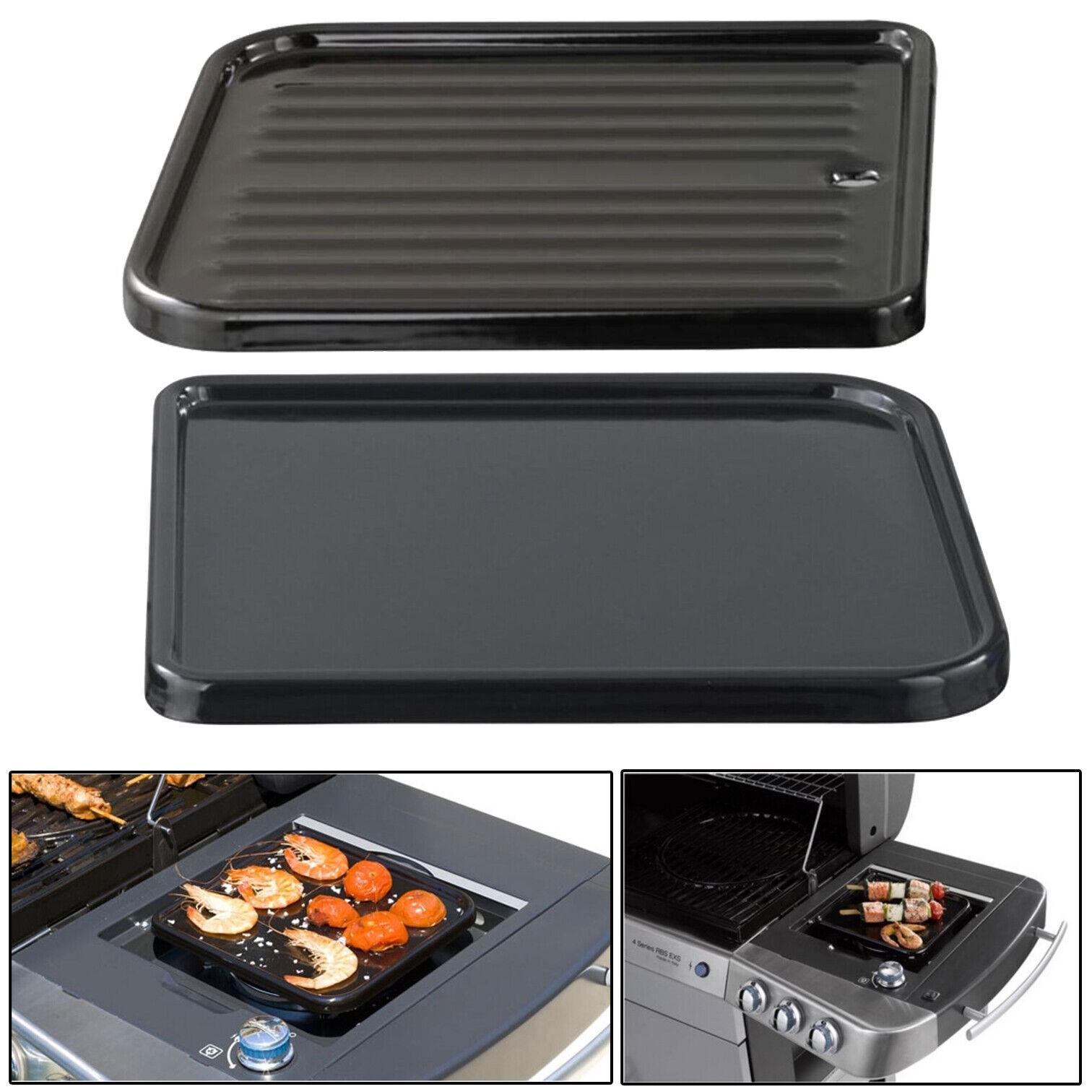 Campingaz Grillrost und Grillplatten für Seitenkochen Grill Platte Gasgrill 20cm
