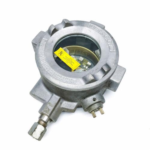 Mercoid Control DAH31-3 Pressure Control, Series D, Explosion Proof