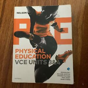 Nelson Physical Education VCE units 3/4