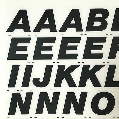 NEW LETRASET RUB ON INSTANT TRANSFER LETTERS 72pt Helvetica Bold Italic