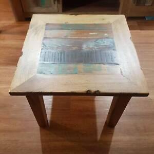 Coffee / Lamp Table - Vast Interiors Old Door style furniture