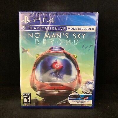 No Man's Sky Beyond (PS4) BRAND NEW / Region Free