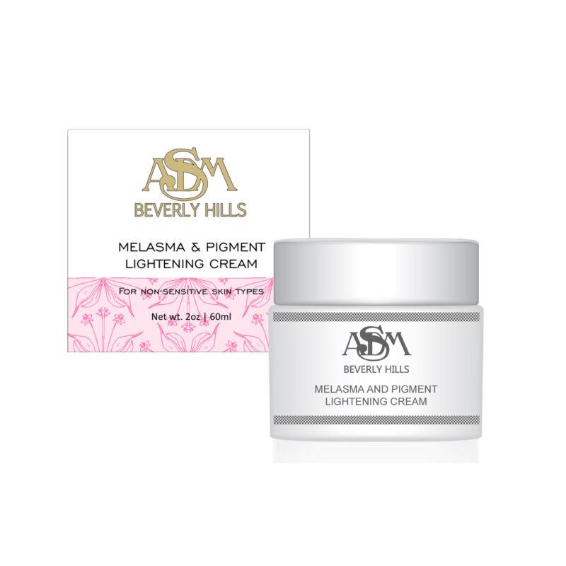 Skin Whitening cream Hydroquinone Melasma Pigmentation