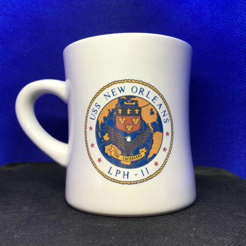 Victory Mug USS NEW ORLEANS (LPH-11)