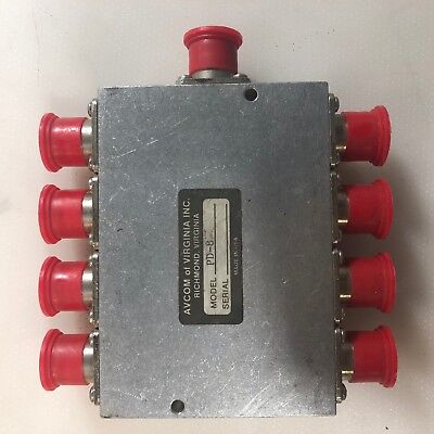 Avcom 8 Way Splitter Pd-8