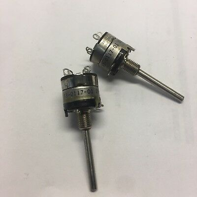 Bendix/King NOS Potentiometer 133-0117-01