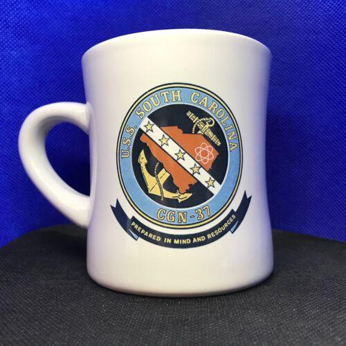 Victory Mug USS SOUTH CAROLINA (CGN 37)