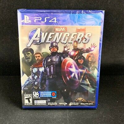 Marvel Avengers (PS4/ PlayStation 4) BRAND NEW