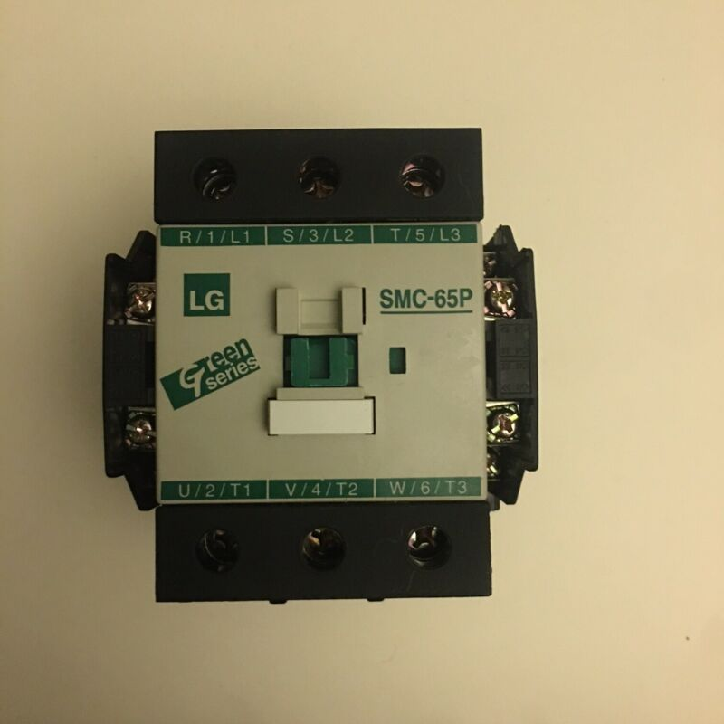 LG Green Series SMC-65P Magnetic Contactor