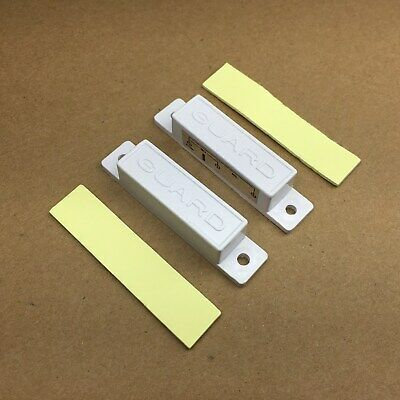 New Magnetic Reed Proximity Switch Normally Open And Normally Closed Nonc White