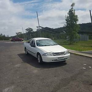 2002 Ford Falcon Ute - 10 MONTHS REGO Weston Cessnock Area Preview