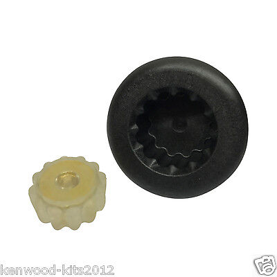 Kitchenaid Blender Base Drive Coupler & Jug Cog Gear. Fits New Style Blenders.