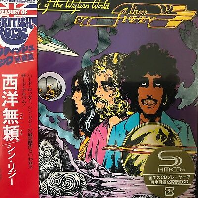 Vagabonds of Western World  by Thin Lizzy (SHM-CD mini LP),2010, UICY-94743/4 for sale  Palm Coast