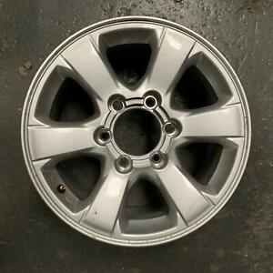 Genuine Isuzu Dmax Alloy wheels new 16 inch Liverpool Liverpool Area Preview