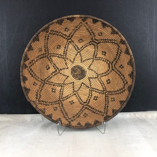 Antique Apache Indian Basket