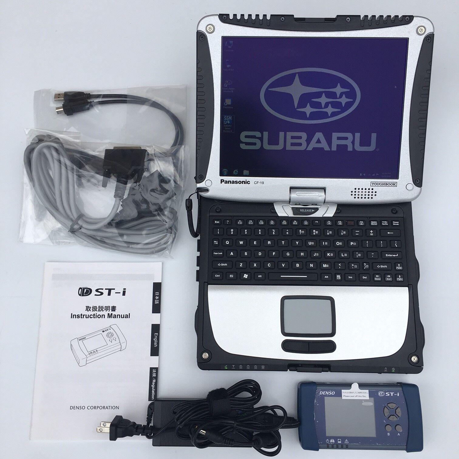 Subaru Select Monitor Dst-i Dealer Oem Diagnostic Scanner