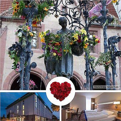 Romantik Wochenende Göttingen Harz & Weser Reise 4★ Hotel Park Inn Kurzurlaub