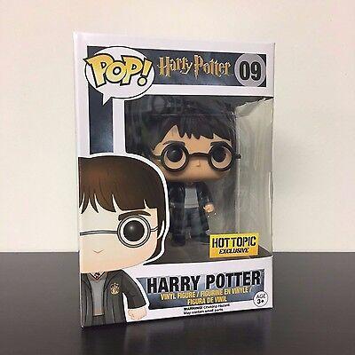 Funko POP Harry Potter with Gryffindor Sword Vinyl Figure - Hot Topic Exclusive