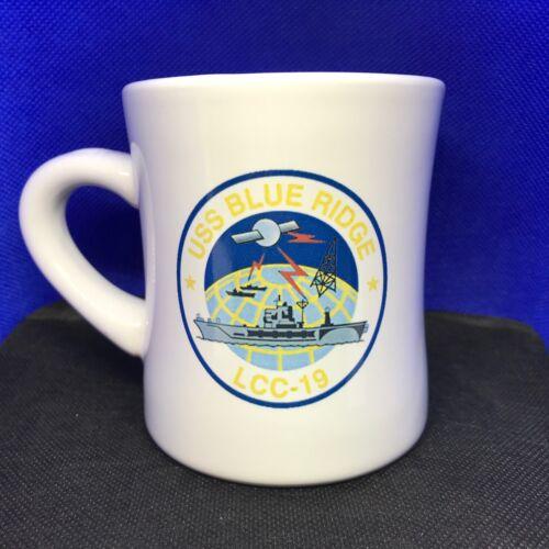 Victory Mug USS BLUE RIDGE (LCC-19)