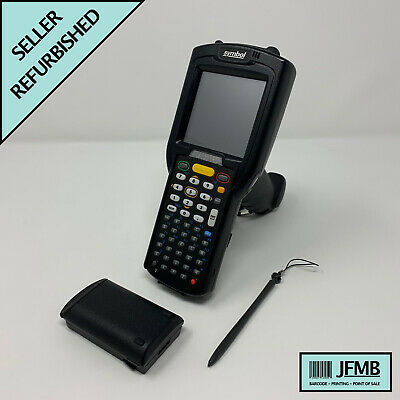 MC32N0 Zebra Motorola Windows CE 7 Embedded Barcode Scanner Mobile Computer