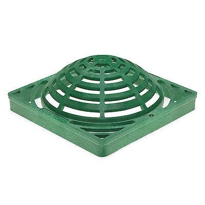 FSD-120-A Replacement 12″ Square Catch Basin Atrium Grate (Green) Bath