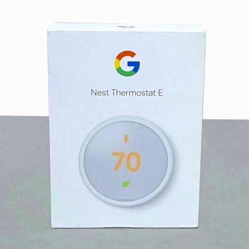 Google Nest Thermostat E  - White
