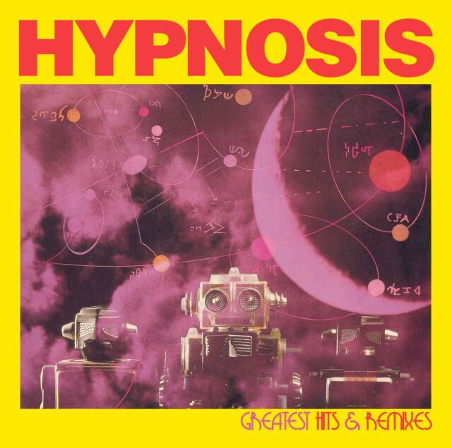 Italo CD Hypnosis Greatest Hits & Remixes 2CDs