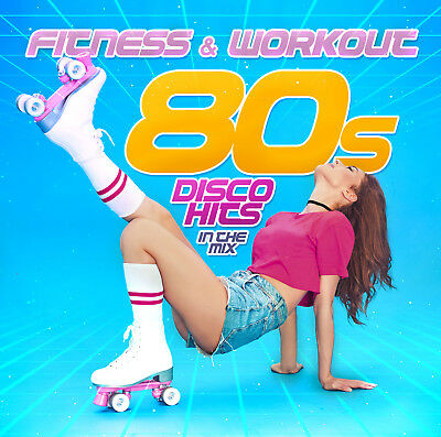 CD Gimnasio & Workout 80s Disco Hits IN The Mix