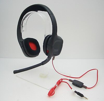 Gamecom 308 Headset with Mini-Phone 3.5mm Plug for iPhone Android Tablet Mobiles for sale  Shipping to India