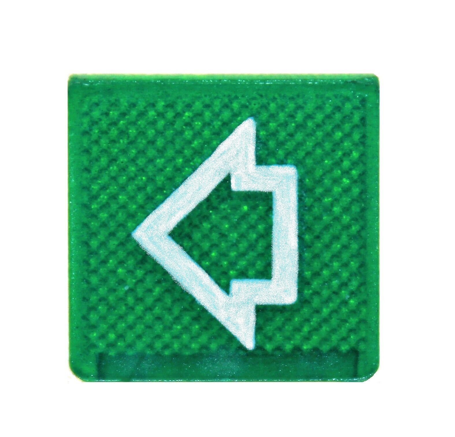 Schalter Symbol Symbolscheibe Pfeil Links Hella ENG Anzeigeleuchten ...