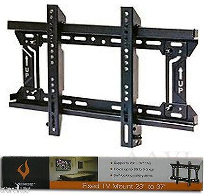 "LCD LED HDTV TV Flat Panel Plasma Wall Mount Bracket For 23""-37"" Bubble Lever"