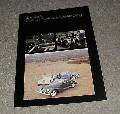 Morgan Brochure 1977-1979 - Plus 8 & 4/4