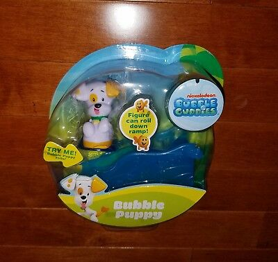 Fisher-Price Bubble Guppies Bubble Puppy Rolling Figure Toy New (Bubble Guppies-bubble Guppies)