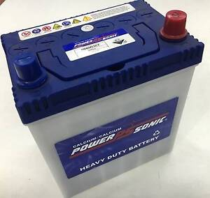 NEW Small CAR BATTERY PowerSonic NS40ZLSCT 270CCA Morningside Brisbane South East Preview
