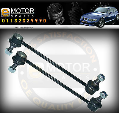 2x Ford Connect 2002-2012 FRONT Anti Roll Bar Stabiliser Drop Link Rod 6565