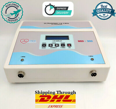 Latest 1 3mhz Ultrasound Ultrasonic Therapy Machine Multiple Pain Relief Unit