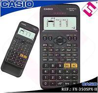 Calculadora Casio Tecnica Cientifica Fx-350spx-ii Recomendada Profes (original) - casio - ebay.es