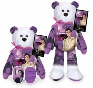 Elvis-Presley-King-of-Rock-n-Roll-bear-8th-Issued-in-the-Series-of-28