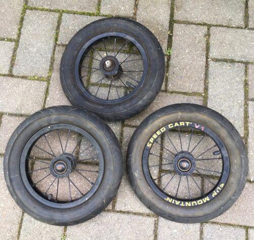 Sun Mountain Speedcart v1 (3) Wheels For Parts