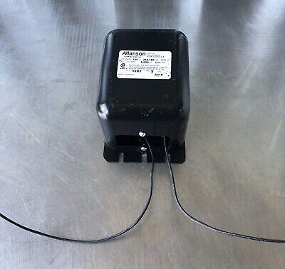 Allanson 1092-s Burner Ignition Transformer New Free Shipping