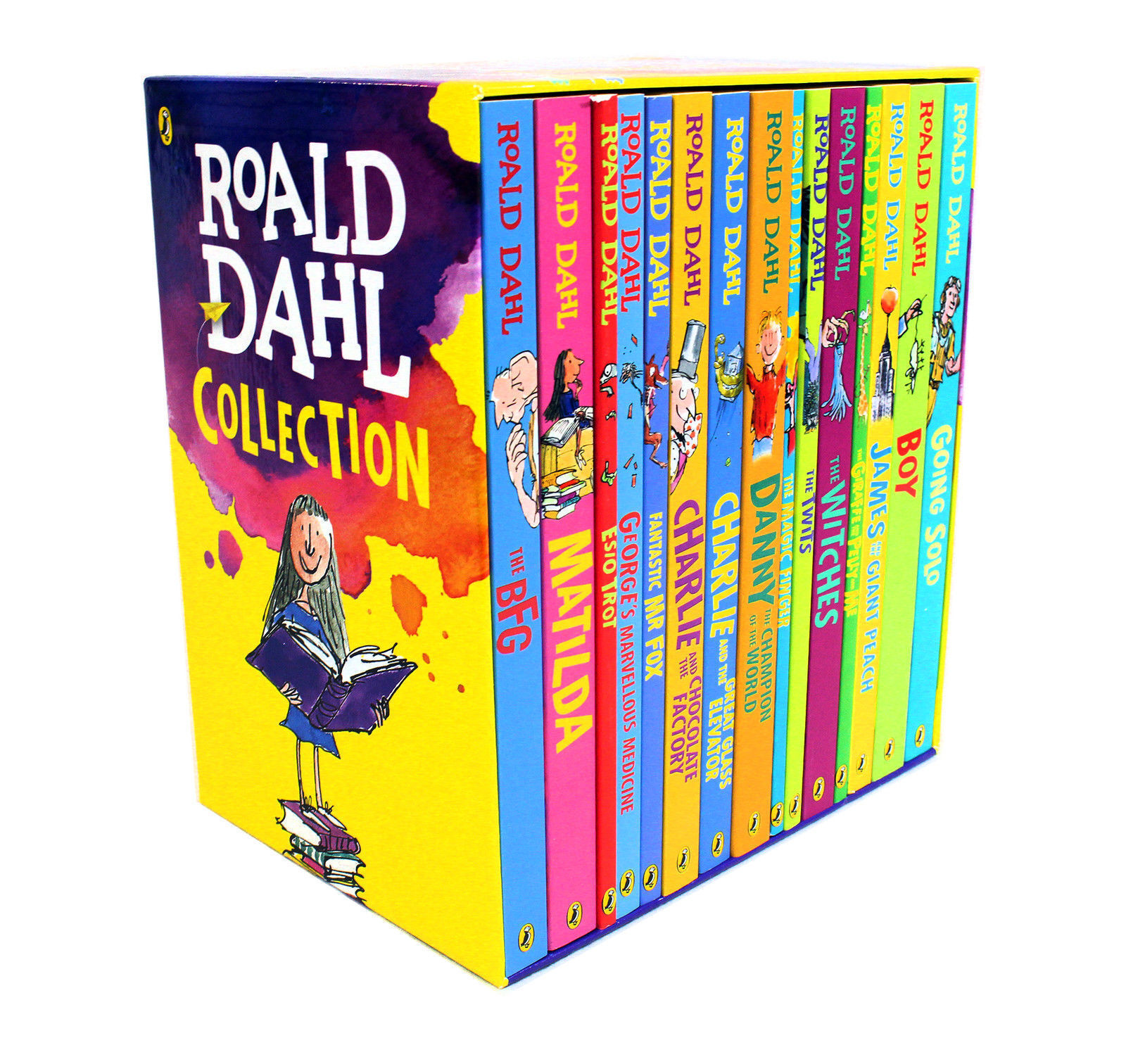 roald dahl books for sale