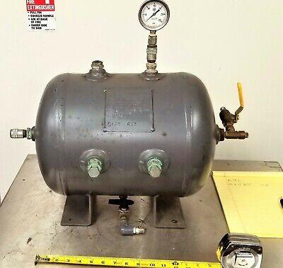 Brunner 8 Gallon 200 Psi Air Tank 0736 B2fl