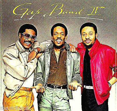 LP - The Gap Band - Gap Band IV (Boogie Funk) ORIG.USA...