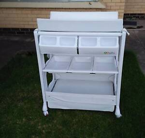 Baby Bath, Change and Storage Table only 63!!! Woodville Charles Sturt Area Preview
