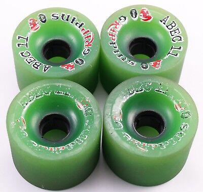 ABEC 11 Grippins Longboard Skateboard Wheels 70mm 2 81a  2 75a (Set of 4) for sale  Denver