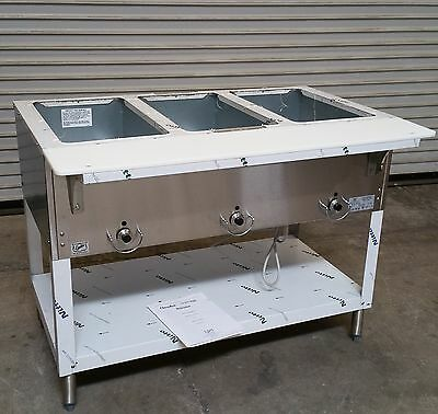 3 Well Steam Table Owner S Guide To Business And