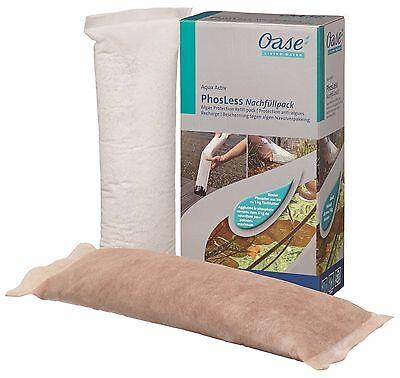 Oase AquaActiv PhosLess Algenschutz Nachfüllpack Phosphatbinder TOP NEU